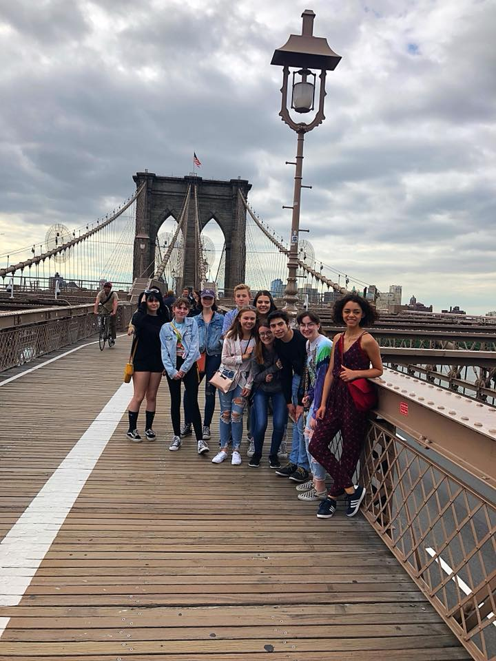Arts Without Boundaries NYC Trip 2018